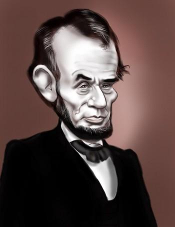 16- Lincoln - Digital Art | Alan Davis | Touchtalent