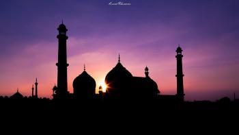 A Holy Sunset - Photography   Kunal Khurana   Touchtalent