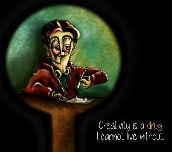 Addiction - Digital Art | Vysakh Sidharth | Touchtalent
