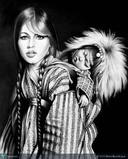 B.B. - Sketching | Marie Bouldingue | Touchtalent