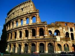 Colosseum - Photography | Chris Reyes | Touchtalent