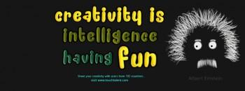 Creativity Is Fun - Digital Art | Touchtalent .com | Touchtalent