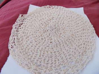 Crochet Doily From Kite String - Crafts | Maya Rodriguez | Touchtalent