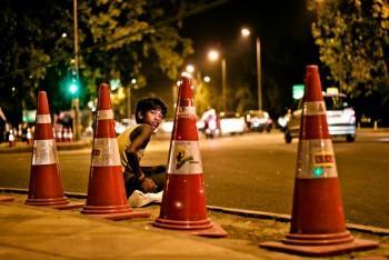 Delhi Street - Photography | Abhishek Ganguly | Touchtalent