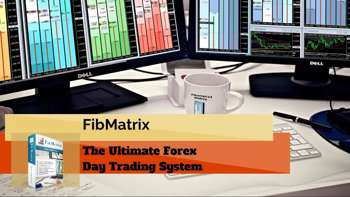 FibMatrix Live Online Forex Trade Room And Forex Day Trading Software - Calligraphy | Mark Perkine | Touchtalent