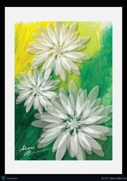 Flowery 2 - Digital Art | Atanu Rahman | Touchtalent