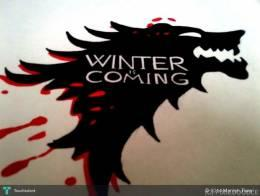 Game Of Thrones - Painting | Manish Tiwari | Touchtalent