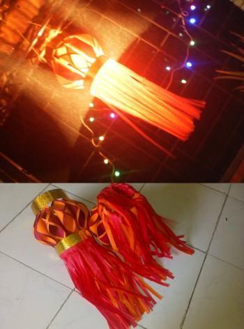 Handmade Lanterns - 3D Art | Pratigya Berwal | Touchtalent