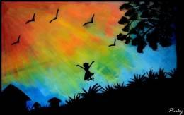 Happiness - Painting | Pinky Punia | Touchtalent