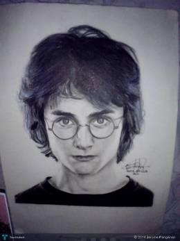Harry Potter. - Sketching | Jerome Pangilinan | Touchtalent
