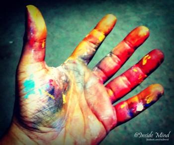 If Your Hand Like This You Are An Artist ! - Graffiti | Antanu Zakaria | Touchtalent