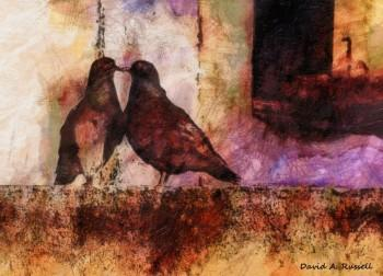 In Love - Painting | David A. Russell | Touchtalent