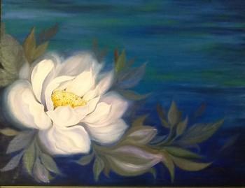 Innocence - Painting | Aparna Narayan | Touchtalent