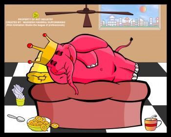 JUMBO FEMALE-9 - Animation   Rtist Mangesh   Touchtalent