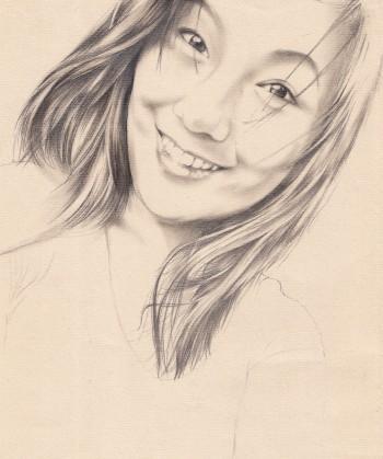 Judy Ann - Sketching | Jayson Barbara | Touchtalent