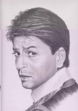 ***King Khan*** - Painting | Rahul Tank | Touchtalent