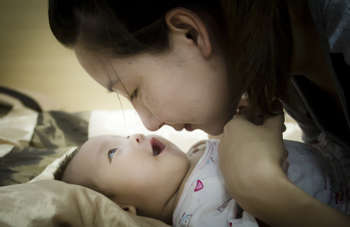 Love Between Mother And Daughter - Photography | Hans Zeng | Touchtalent