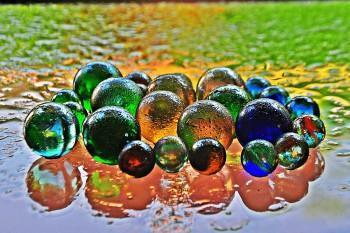 MAGIC BALLS GOT WATER DROPS - Photography | Lickshon Rajapakse | Touchtalent