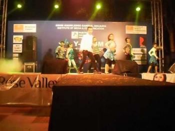 MY  FIRST COREOGRAPHY 5YEARS BACK