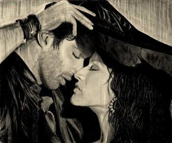 """""""Breathless Souls"""" - Sketching 