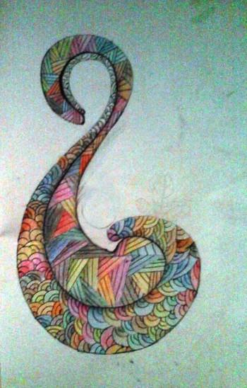 Not A Artist But Love To Play With Colors - Sketching | Shweta Madhogaria | Touchtalent