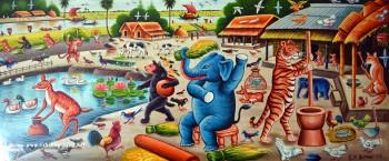 Pic-4 - Painting | S M Samsu | Touchtalent