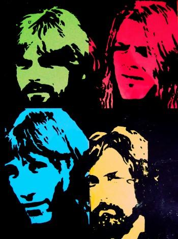 Pink Floyd - Painting | Lucy Heartfilia | Touchtalent