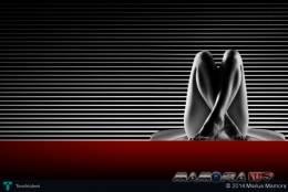 R E D B&W # 001 - Digital Art | Marius Mamora | Touchtalent