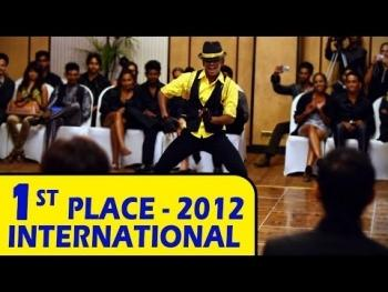 RaMoD's INTERNATIONAL Award winning DANCE Act