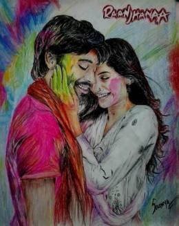 Ranjhanna By Soumya - Sketching | Soumya Ranjan Mohanty | Touchtalent