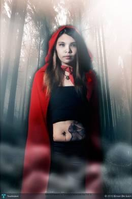 Red Riding Hood V3 - Photography | Eman De Leon | Touchtalent