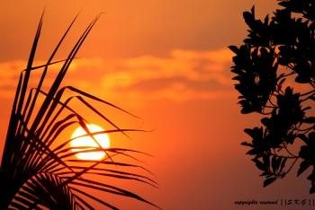 SUNSET__o__ - Photography | Saikat Ghosh | Touchtalent