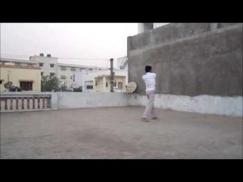 Silambam..cetntruries old stick fencing art