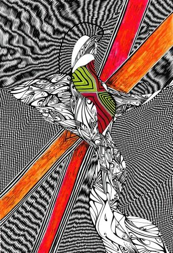 Sleep Paralysis - Design | Cristiano Teofili | Touchtalent