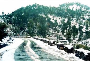 Snow Hills - Photography   Maharajkar Isher   Touchtalent