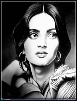 Sonam - Sketching | Marie Bouldingue | Touchtalent