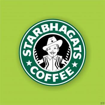 Starbhagats Coffee - Design | Gunjan Ashtaputre | Touchtalent