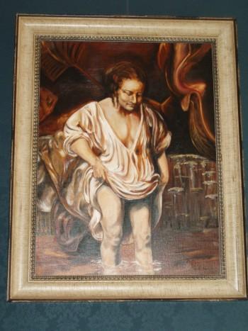 Studiewerk Naar Rembrandt - Painting | Geert Coucke | Touchtalent