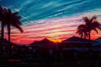 Sunset At Galaxy Mall Surabaya - Photography | Hartanto Djoko | Touchtalent
