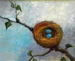 Sweet Home - Painting | Diane Buffington | Touchtalent