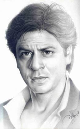 The Khan - Sketching | Ayub Majeed | Touchtalent