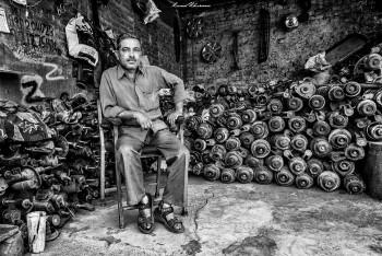 The Shock Absorber Guy - Photography | Kunal Khurana | Touchtalent