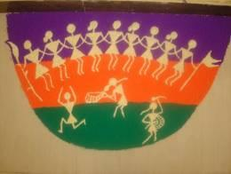 The Warli Painting 5