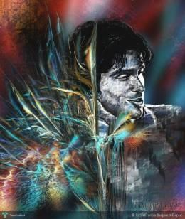 Tom - Digital Art | Franca Dugourd-caput | Touchtalent