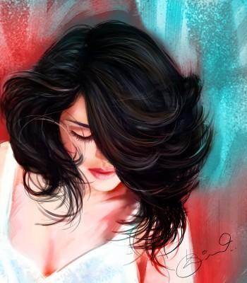 Untold ! - Digital Art | Kiran Kumar | Touchtalent