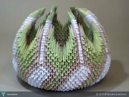 Urchin - 3D Art   Francene Levinson   Touchtalent