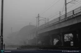#Winter #Fog #Morning - Photography | Biswajit Mandal | Touchtalent