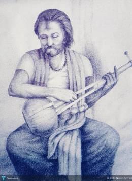 Dotara Musick - Sketching   Nasim Ahmed   Touchtalent