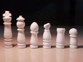 Chess Pawns Made Of Chalk - Sculpting | Anand Tr | Touchtalent