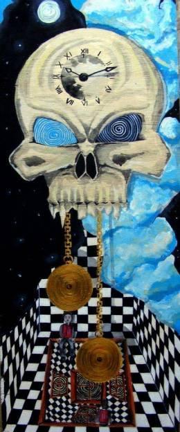 Clockmaker - Painting | Paula Wawrzynek | Touchtalent